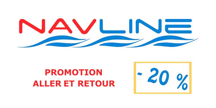 Navline promotion : -20% sur l'aller-retour Algeciras-Tanger