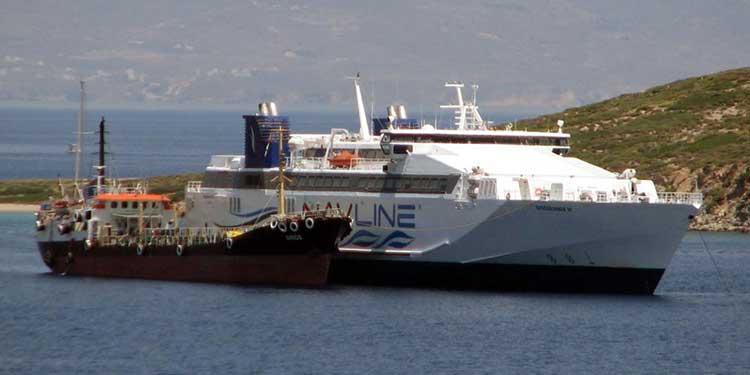 Speedrunner III Navline Tanger-Algeciras